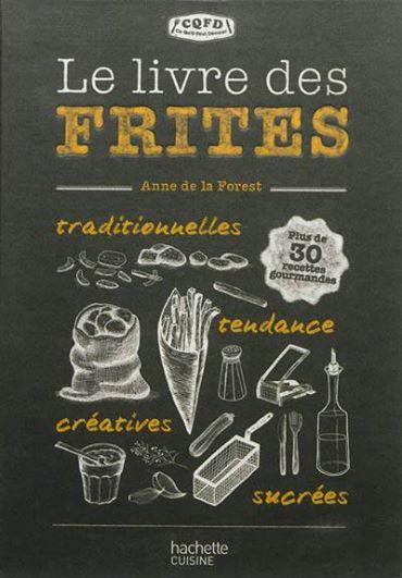 livre des frites
