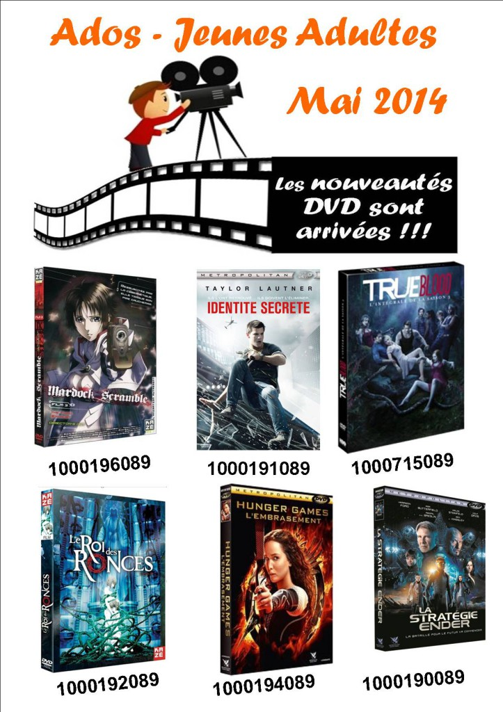 dvd ado mai