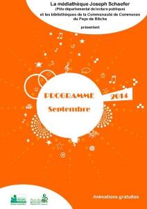 Flyer septembre A4
