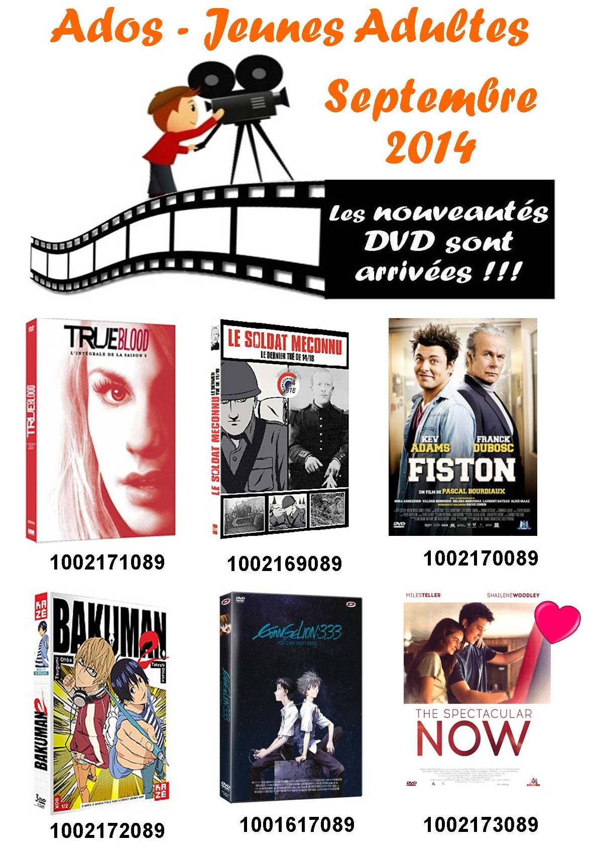 dvd ado sept